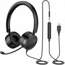 NEW BEE H360 słuchawki z mikrofonem