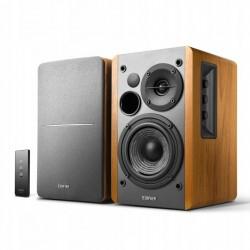 EDIFIER R1280T zestaw stereo bluetooth brązowe