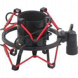 MOZOS SHM 2 Red Kosz antywibracyjny do mikrofonów