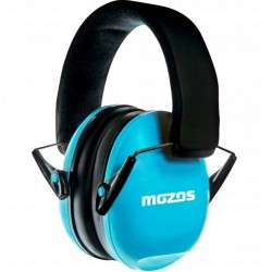 MOZOS MKID-2-BLUE nauszniki ochronne dla dzieci 2+
