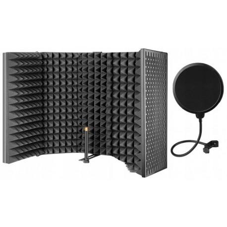 MOZOS SOUND SHIELD PRO + pop filtr