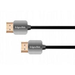 KRUGER&MATZ KM0329 Kabel HDMI - HDMI