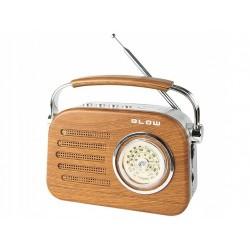 BLOW RA3 Radio przenośne analogowe z Bluetooth