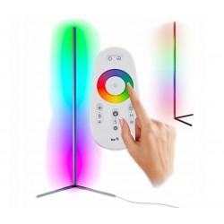 MOZOS LC-RGB lampa LED narożna podłogowa