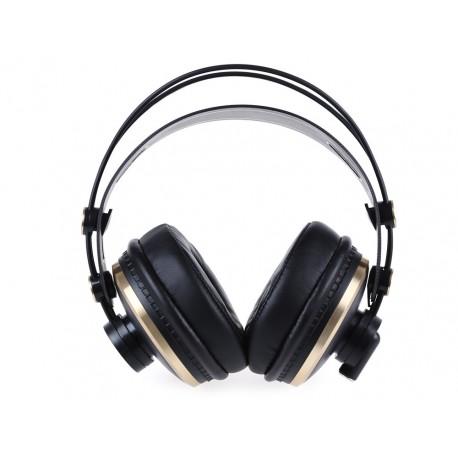 Słuchawki nauszne zamknięte ISK HD9999 + etui pady