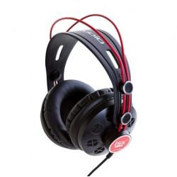 ISK HP-580 czarno-czerwone