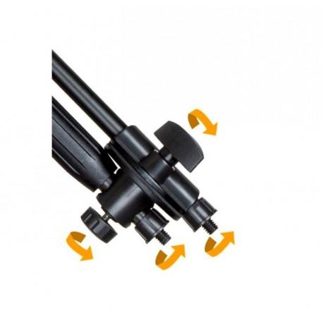 Mozos SM803 statyw estradowy czarny