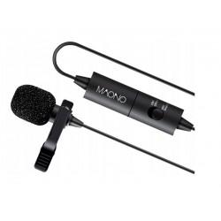 Maono AU-100 mikrofon krawatowy czarny