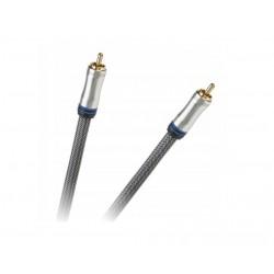 Cabletech KPO3821 1 x RCA męski - 1 x RCA męski 1,8 metra