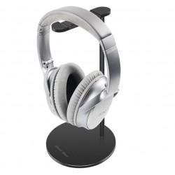 New Bee NB-PREMIUM-BK stojak na słuchawki czarny