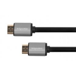 Kruger&Matz Basic Kabel HDMI-HDMI 1.8m