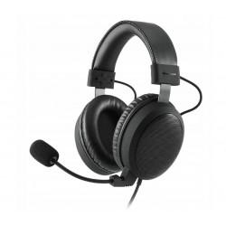 SHARKOON Stereo Headset czarne