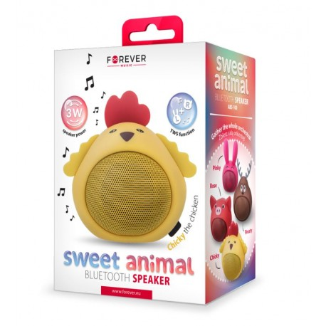 FOREVER ABS-100 Sweet Animal Chicken Chicky żółty