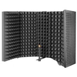 MOZOS Mshield Pro kabina akustyczna czarna