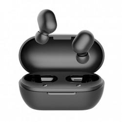 HAYLOU GT1 PRO czarne słuchawki Bluetooth TWS