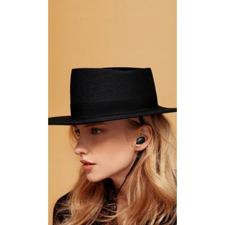 HAYLOU GT1 PLUS czarne słuchawki Bluetooth TWS