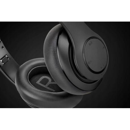 Kruger&Matz model Street 3 Wireless Bezprzewodowe słuchawki nauszne białe