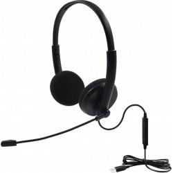 MOZOS MTX1091ECO słuchawki USB z mikrofonem