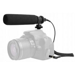 MAONO AU-CM10 mikrofon DSLR shotgun