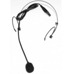 NOVOX MH01B mikrofon nagłowny mini XLR 3 pin black