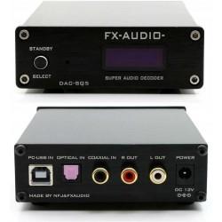 FX-AUDIO DAC-SQ5 przetwornik cyfrowo-analogowy USB
