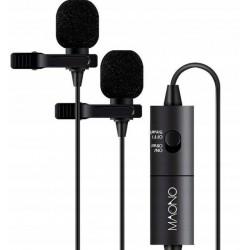 MAONO AU-200 mikrofon krawatowy podwójny