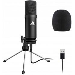 MAONO AU-A04TR mikrofon USB ze statywem