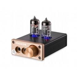 MOZOS M08E lampowy wzmacniacz słuchawkowy