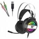HAVIT H2026D słuchawki nauszne z mikrofonem