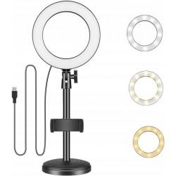 MOZOS MLM-RING Lampa pierścieniowa LED