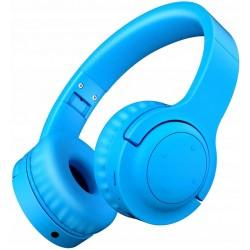 PICUN E3 niebieskie słuchawki bezprzewodowe dla dzieci