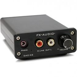 FX-AUDIO DAC-X3 zewnętrzna karta dźwiękowa