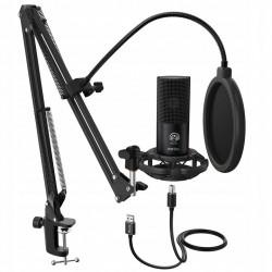 FIFINE T669 mikrofon USB z ramieniem