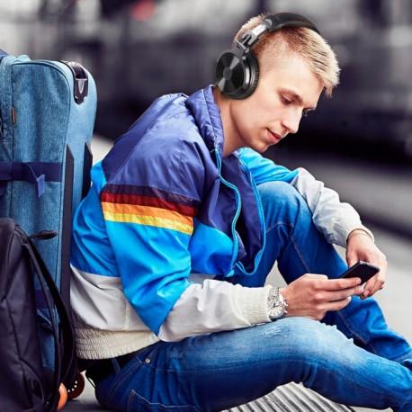 ONEODIO PRO-C słuchawki nauszne czarne