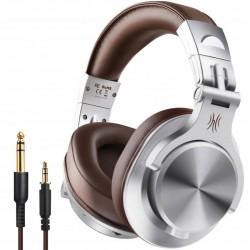 ONEODIO A70 słuchawki bezprzewodowe khaki