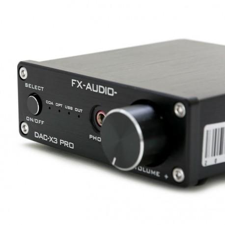 FX-AUDIO DAC-X3 PRO zewnętrzna karta dźwiękowa