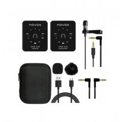 NOVOX ONE AIR mikrofon bezprzewodowy - zestaw