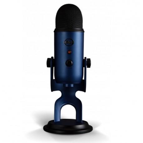 BLUE YETI MIDNIGHT BLUE mikrofon USB niebieski