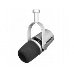 SHURE MV7 Silver mikrofon USB+XLR