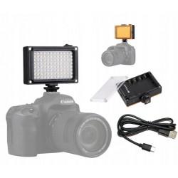 PULUZ PU4096 Lampa LED do aparatu