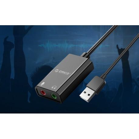 ORICO SKT2-BK-BP karta dźwiękowa USB