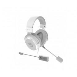 SPC GEAR VIRO Plus Onyx White słuchawki